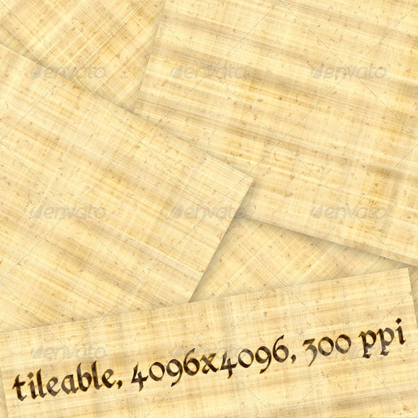 4 Papyrus Textures