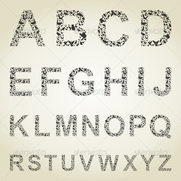 Bird the Alphabet