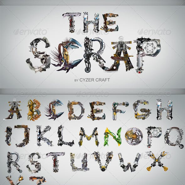 The Scrap - Alphabet
