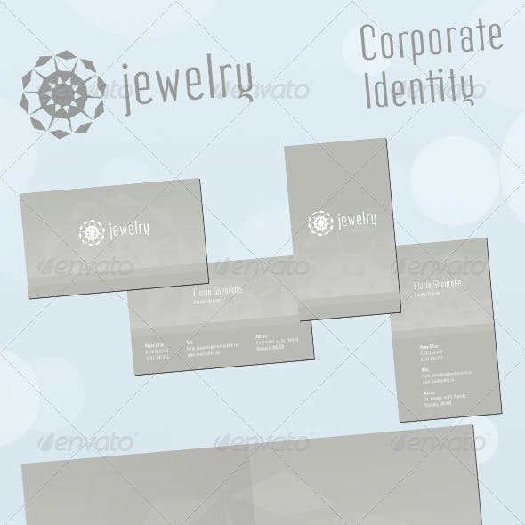 Jewelry Store Corporate Identity