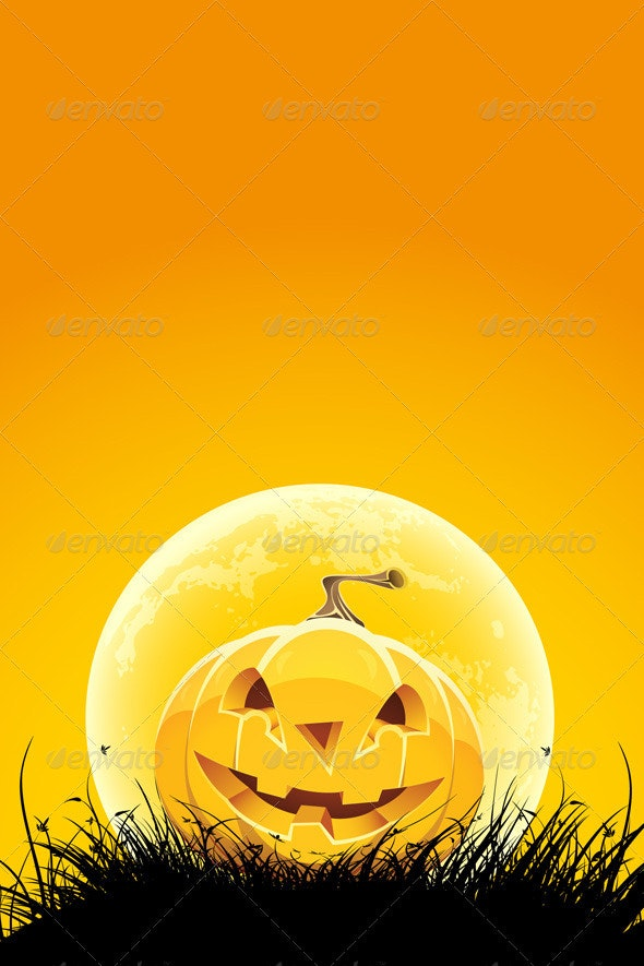 Halloween Night - Halloween Seasons/Holidays