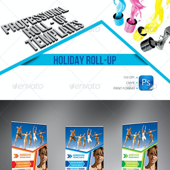 Holiday Business Roll-Up