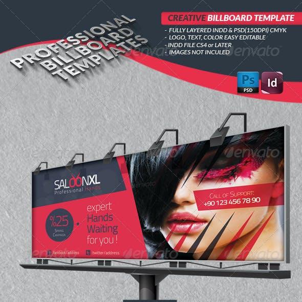 Creative Studio Billboard