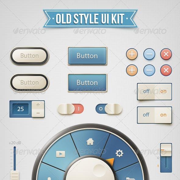 Old Style UI Kit