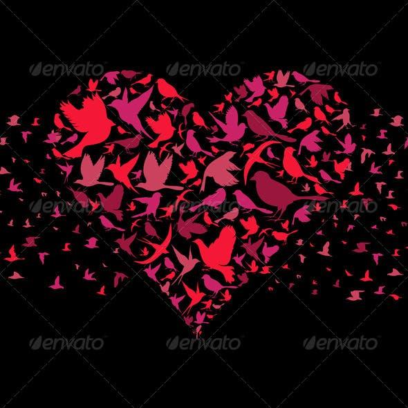 Heart a Bird 3