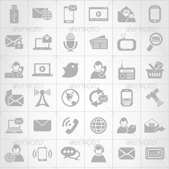 Icon Communication 6