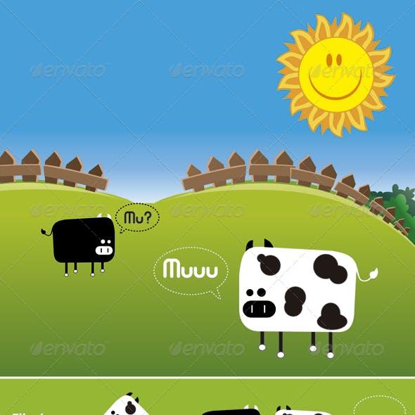 Muu Cow