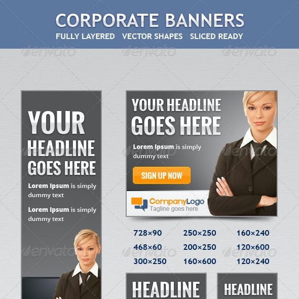 Corporate Banners II