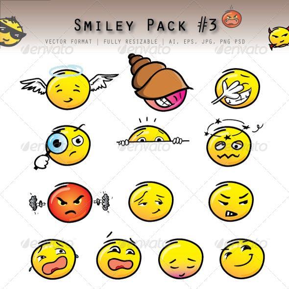 Emoticon Pack #3
