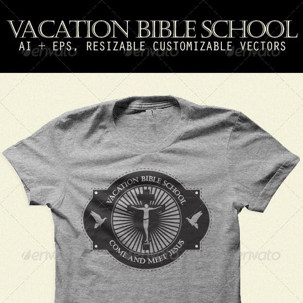 Vacation Bible School Tshirt
