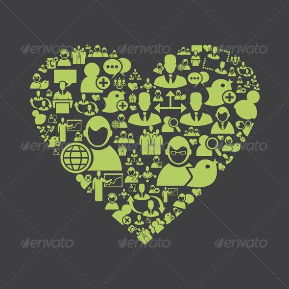 User Heart
