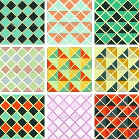 Geometric Patterns - Patterns Decorative