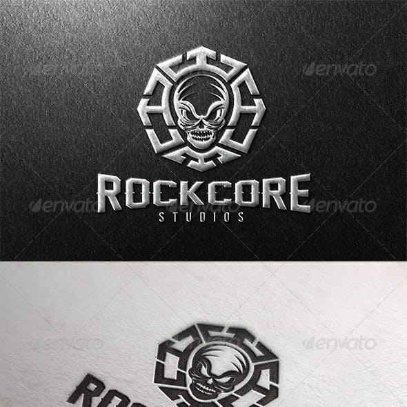 Rock Core Logo