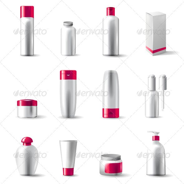 Cosmetics Package