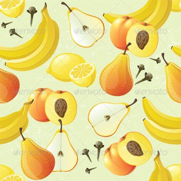 Fruit Seamless
