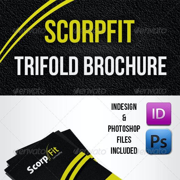 Scorpfit Trifold Brochure