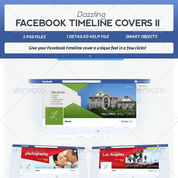 Dazzling Facebook Timeline Covers II