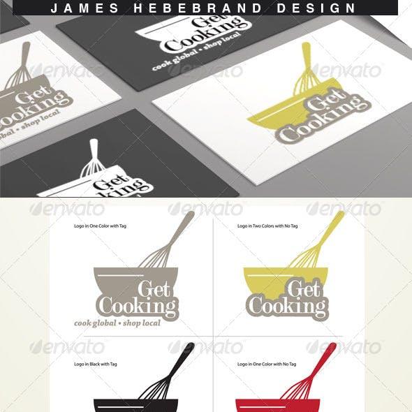 Logo Cooking Design