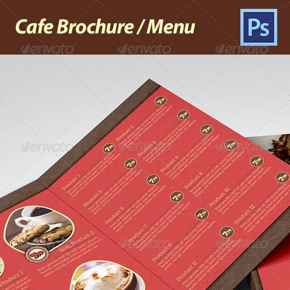 Coffee Brochure - Menu