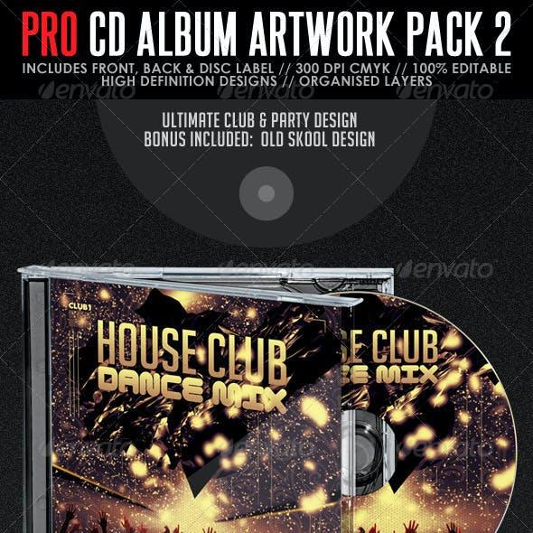 Pro CD Artwork Bundle Package V.2