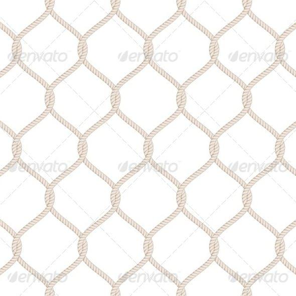 Rope Knot Seamless Pattern