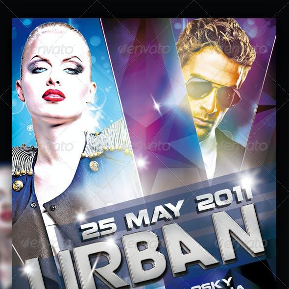 Urban Flyer Party
