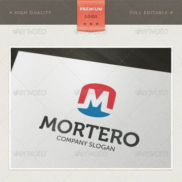 Mortero - M Letter Logo Template