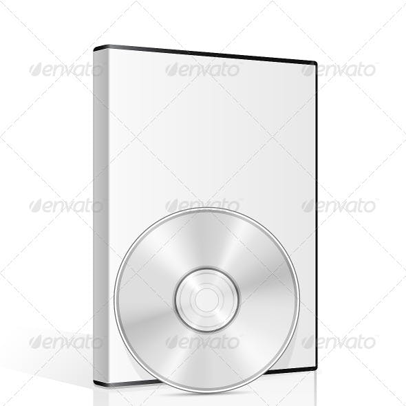 DVD Case and Disk