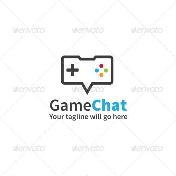 Gaming Logo - Game Chat