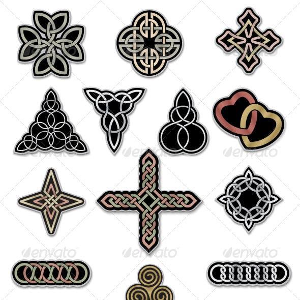 Celtic Design Elements 3