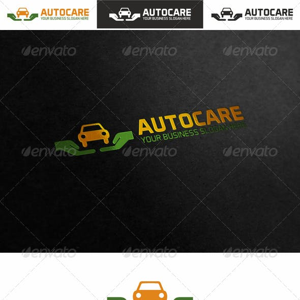 Auto Care Logo Template