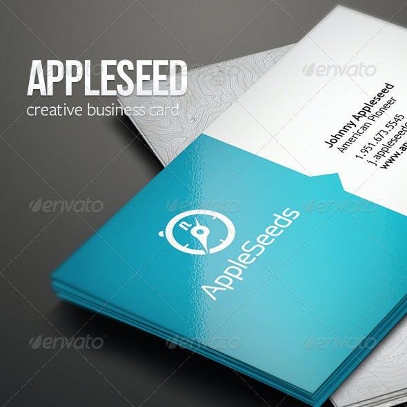 Appleseed Business Card