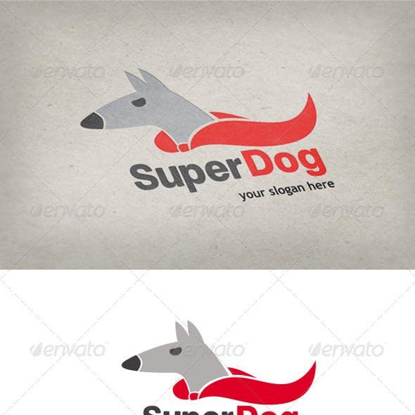 Super Dog Logo
