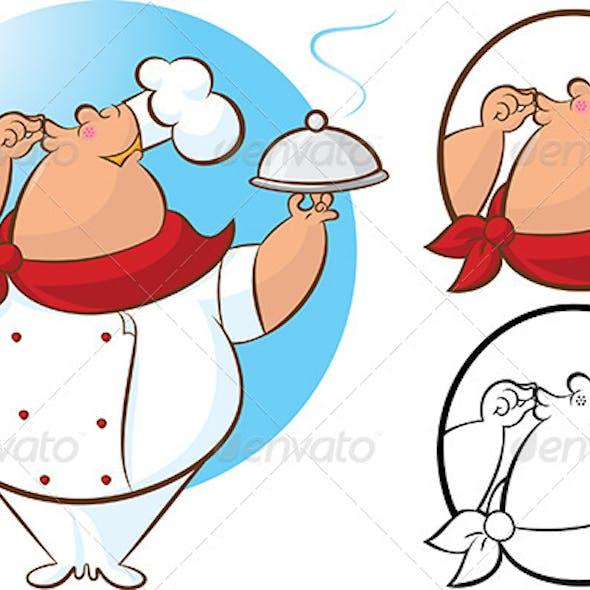 Chef Magnifico Mascot