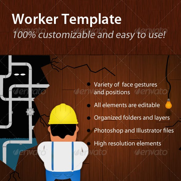 Worker Template