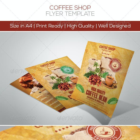 Coffee Flyers