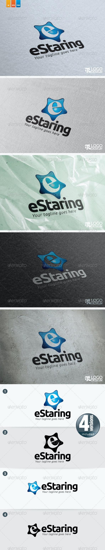 e-Staring - Symbols Logo Templates