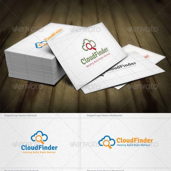 Cloud Finder Logo