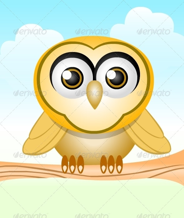 Barn Owl - Animals Characters