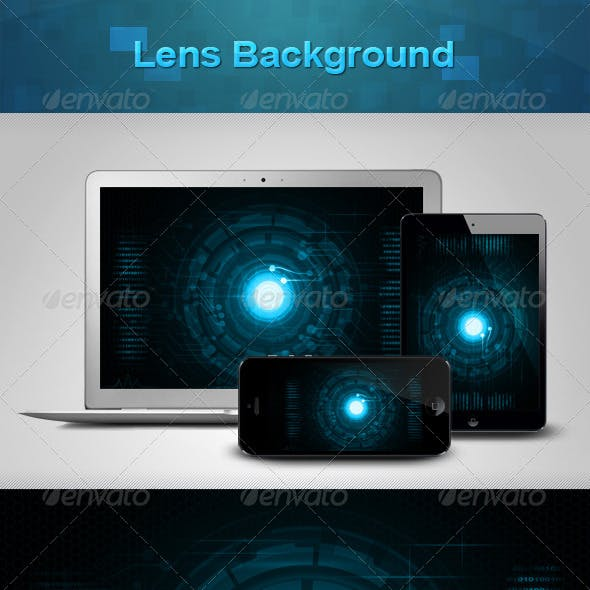 Lens Background