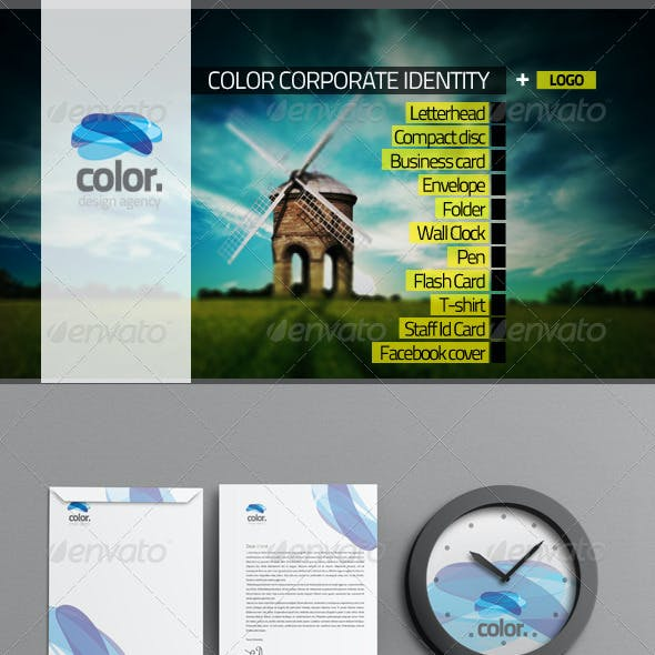 Color Corporate Identity