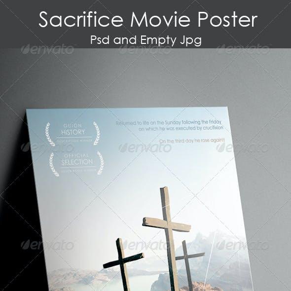 Sacrifice Movie Poster