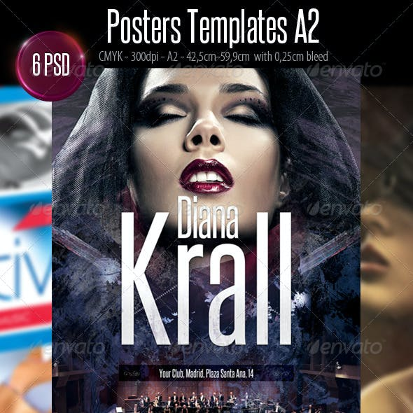 Posters & Flyers Templates