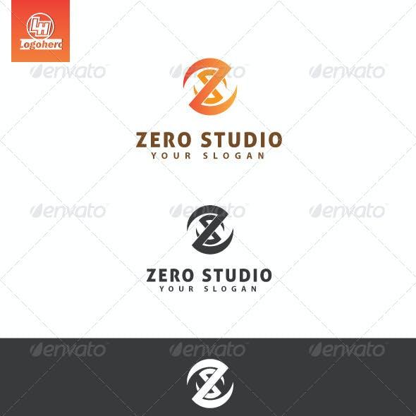Zero Studio Logo Template