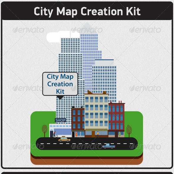 City Map Creation Kit