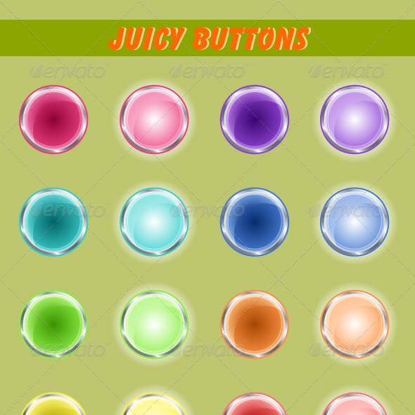 Juicy Buttons