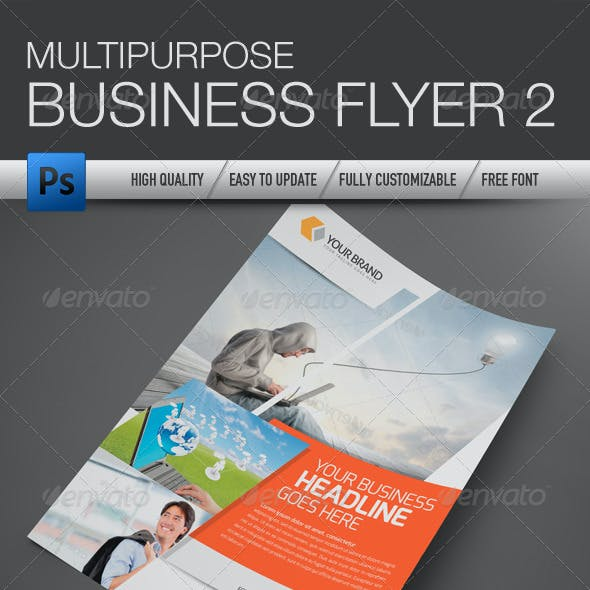Multipurpose Business Flyer 2