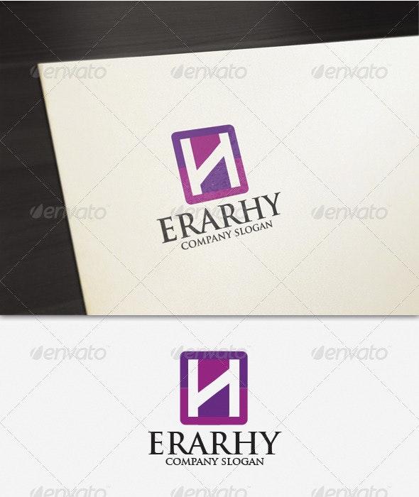 Erarhy Logo - Symbols Logo Templates