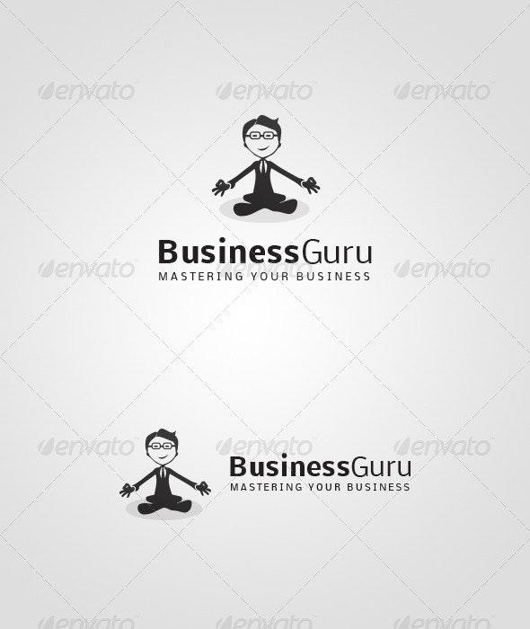 BusinessGuru Logo - Abstract Logo Templates