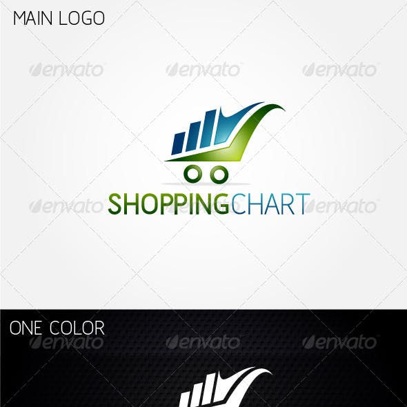 Shopping Chart Logo